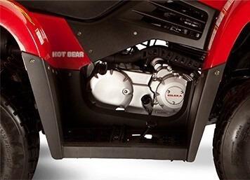 Cuatriciclo Gilera Fr 200cc Hot Bear - Motozuni Ezeiza