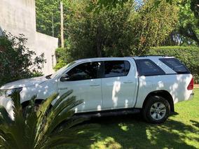Toyota Hilux 2.4 Cd Sr 150cv 4x2 Impecable De Uso Familiar