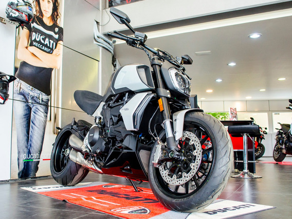 Ducati Diavel 1260 2019- Primero En Ducati Pilar