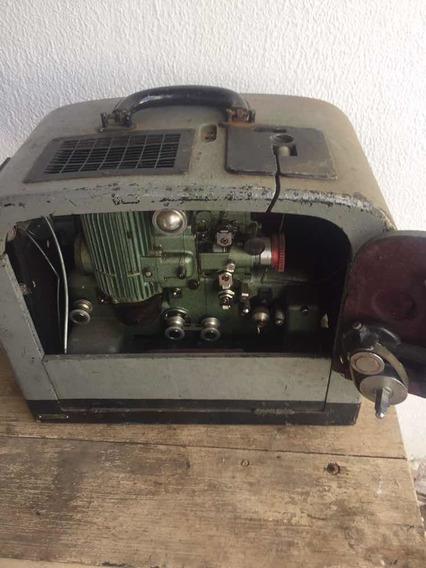 Projetor Antigo Raro Bell E Howell (original) Com Cx Som