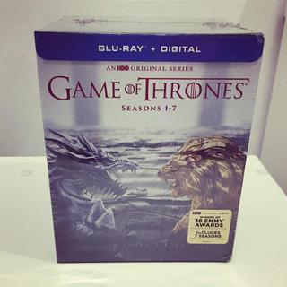 Game Of Thrones / Juego De Tronos Temporada 1-7 Blu-ray