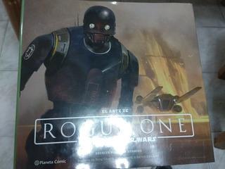 El Arte De Star Wars: Rogue One.