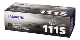 Toner Samsung Mlt D111s Negro M2070w M2020w Original Env Gra