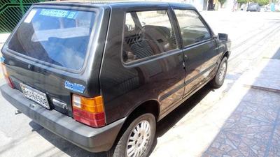 Fiat Uno 1.0 1994 2 Porta Cor Preta