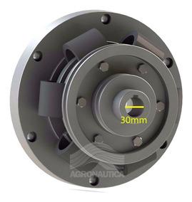 Luva Acoplamento Motor Mwm Até 60cv Com Eixo De 30mm + Frete