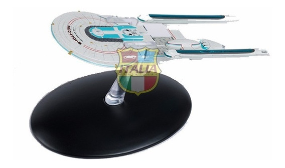 Miniatura Star Trek Enterprise Ncc-1701-b Eaglemoss