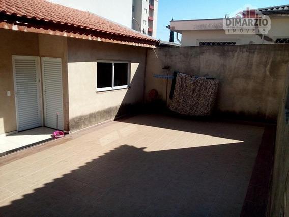Casa Residencial À Venda, São Manoel, Americana. - Ca0911