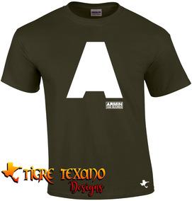 Playera Djs Armin Van Buuren Mod. 13 By Tigre Texano Designs