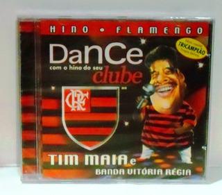 Cd + Dvd Hino Do Flamengo + Dvd Copa União Lacrado Fabrica