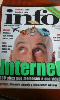 Revista Info Ano 13 N 153 Dez 1998