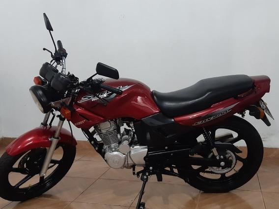 Honda Cbx 200 Strada 2000