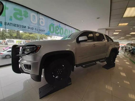 Chevrolet Colorado 2019 C 4x4 Seminueva/nueva
