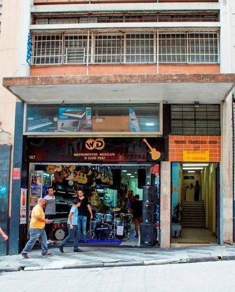 Prédio À Venda, 1150 M² Por R$ 3.750.000,01 - Centro - São Paulo/sp - Pr0020