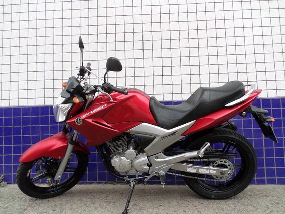 Fazer 250 Vermelha 2012 Muito Nova !!!! Confira!!!