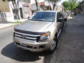Ford Ranger Xls 4 X 4 Unico Dueño 92000 Km Año 2014 Accesori