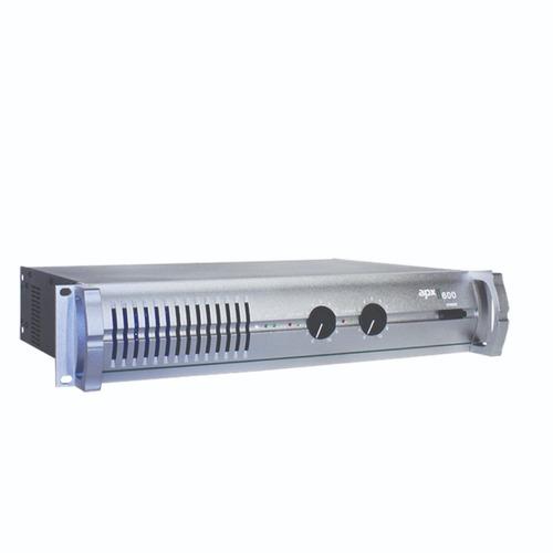 Potencia Apx 600 Ampro Clampsound