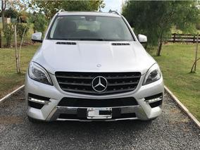 Mercedes-benz Ml 3.5 Ml350 4matic Sport B.efficiency