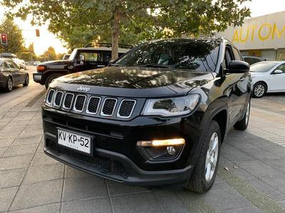 Jeep All New Compass Sport Lx 2.4 Compass 2019
