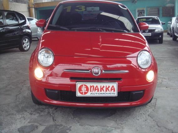 Fiat 500 1.4 Flex 2013 Em Ótimo Estado !