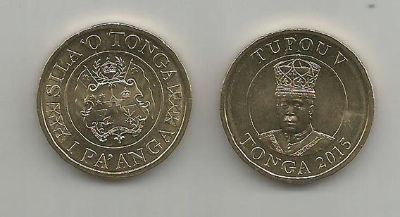 Moneda Tonga 1 Panga. 2015 S/c