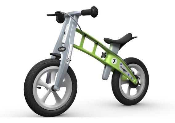 Bicicletas De Balance Equilibrio Firstbike Sin Pedales Verde