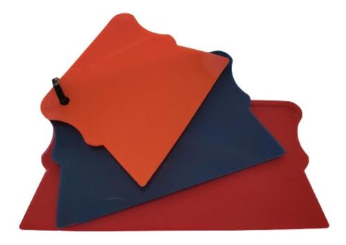 Imagen 1 de 2 de Cornet Multi Color Por 3 Unidades / Lauacu