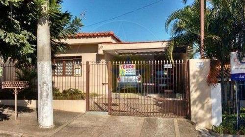 Casa Residencial À Venda, Centro, Atibaia - Ca0595. - Ca0595