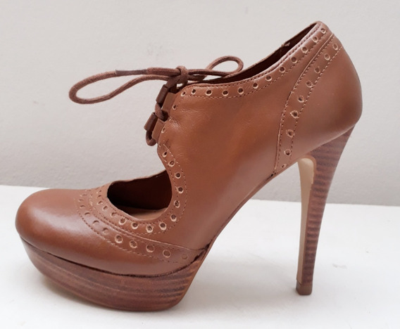 Zapatos Via Uno Nro 34/ 35
