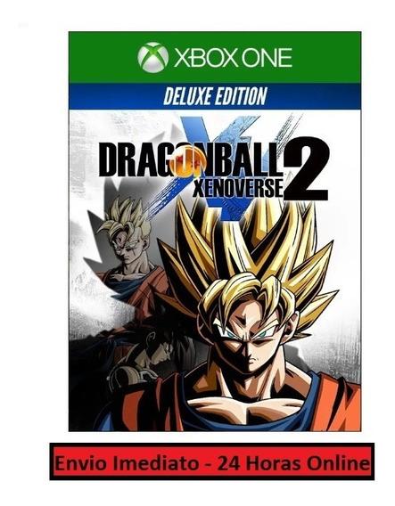 Dragon Ball Xenoverse 2 Jogo + Todas Dlc
