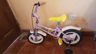 Bicicleta Nena R12 Rodaly