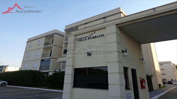 Apartamento Com 3 Dorms, Parque São Luís, Taubaté - R$ 195 Mil, Cod: 4126 - V4126