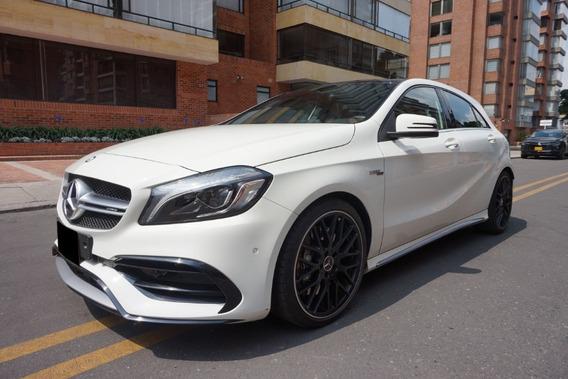 Mercedes Benz Amg A 45 4matic