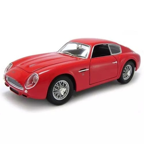 1961 Aston Martin Db4gt Zagato Yat Ming Escala 1/18