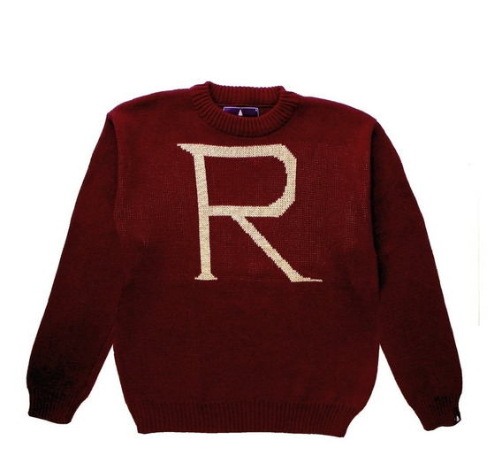 Harry Potter Sweater Oficial R De Ron Sin Genero Tifn