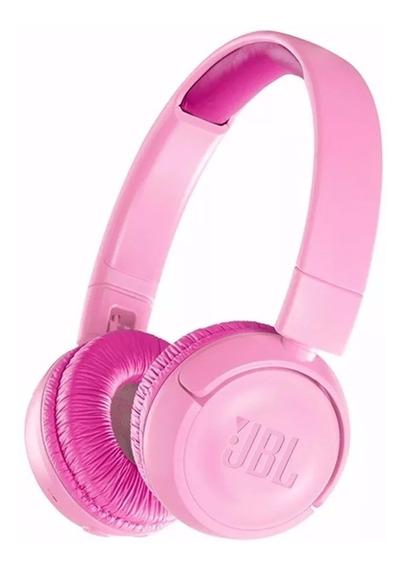 Fone De Ouvido Jbl Jr300bt Kids Sem Fio Bluetooth Cores