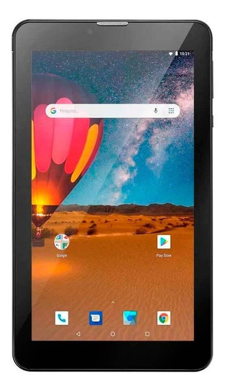 Tablet M7 3g Plus Dual Chip 1 Gb/ Ram Promoção + Frete