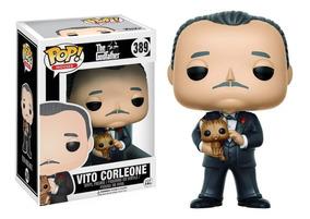 Funko Pop! The Godfather - Vito Corleone Vinyl Figure #389