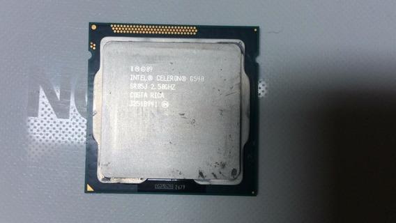 Processador Intel Celeron Lga 1155 G540 2.50 Ghz E Diversos