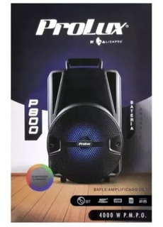 Bafle Alien 8 Pulgadas P800 Pro Lux