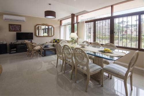 Venta Casa De 3 Dormitorios Con Jardín San Rafael, Punta Del Este.- Ref: 13