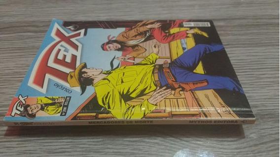 Gibi / Revista Tex Coleção - Mercadores Da Morte
