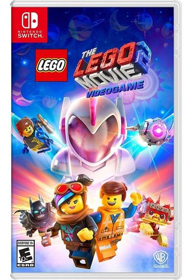 The Lego Movie 2 Videogame Switch Mídia Física Novo Lacrado