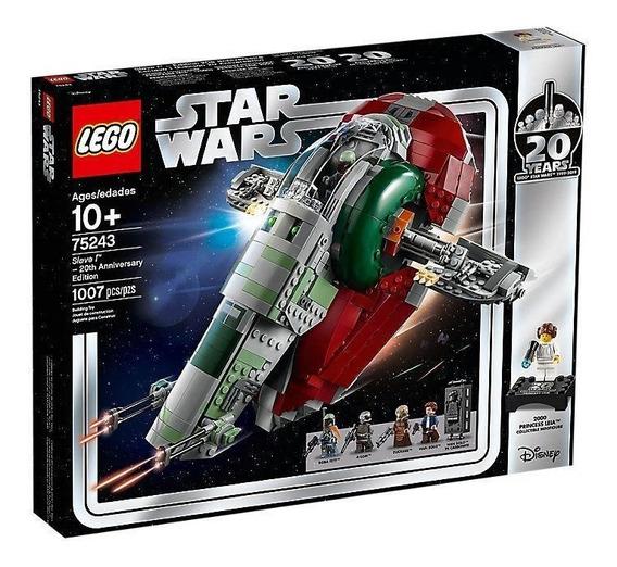 Lego Star Wars Esclavo I (edición 20 Aniversario) 75243