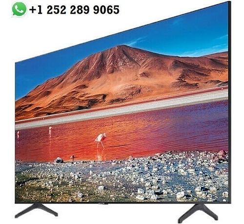 Imagen 1 de 1 de  Samsung Ua-65tu7000 65  Hdr 4k Uhd Smrt Multisystem Led Tv