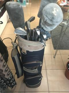 Set Golf Mujer Ideal Principiantes / Bolsa! Wedge Cleveland