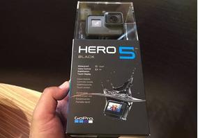 Gopro Hero 5 Black + Bastão Selfie