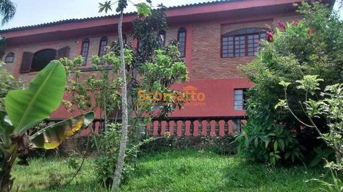 Chácara Com 2 Dorms, Lagoa, Itapecerica Da Serra - R$ 420 Mil, Cod: 1926 - V1926