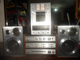 Minicomponente Audiologic