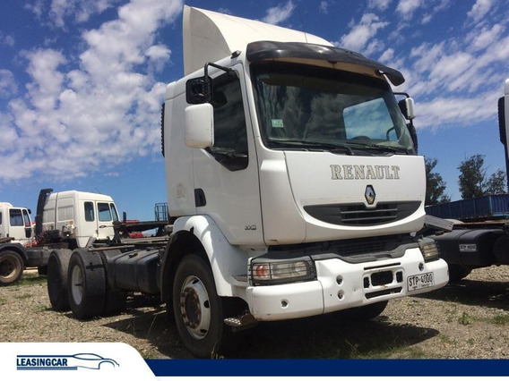 Renault Midlum 300 Doble Eje 2009 Impecable!