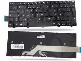 Teclado Dell Inspiron 14-3000 Série 3441 3442 Orig. Cod.715